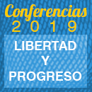 CONFERENCIAS 2019 Libertad y Progreso