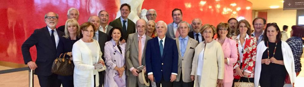 El Club Liberal Español visitó el Museo del Prado el pasado 11 de junio